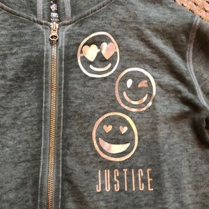 Justice Matching Sets - Girls Size 14 Sweatsuit from Justice